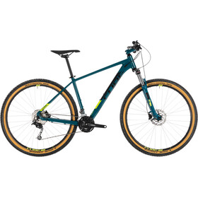 Cube Aim SL MTB Hardtail teal